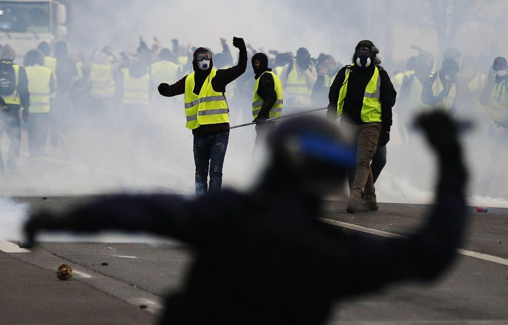 On pouvait s'attendre à ce que la France connaisse son «printemps», pense l'auteur.