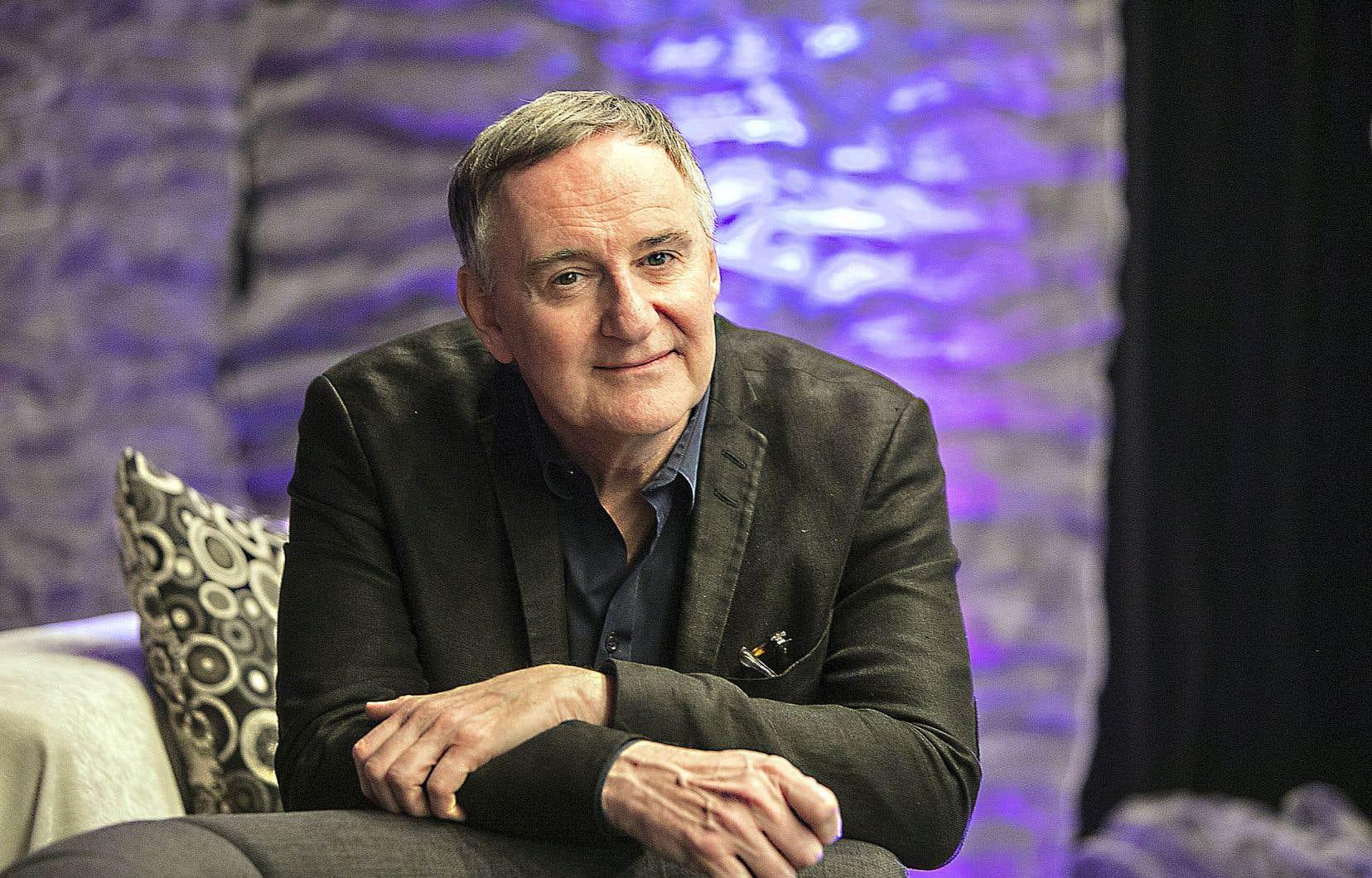 Yves Jacques avait déjà joué aux côtés de Fabrice Luchini, avant de remettre ça dans «Un homme pressé», de Hervé Mimran, en salle au Québec le 21décembre.