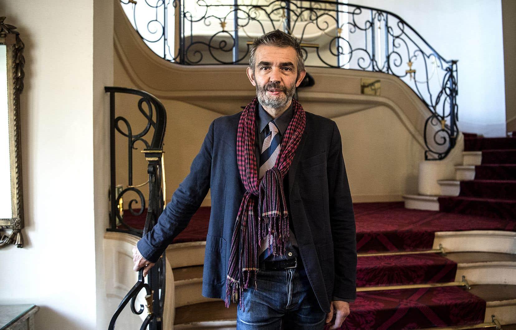 <p>Philippe Lançon</p>