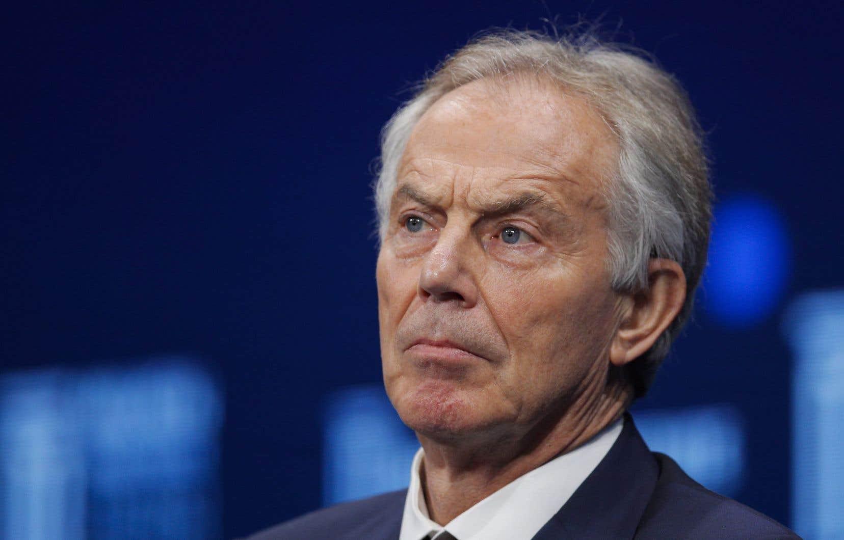 Tony Blair, opposé au Brexit, considère que «ni le peuple, ni le Parlement ne s'unira derrière l'accord de la première ministre».