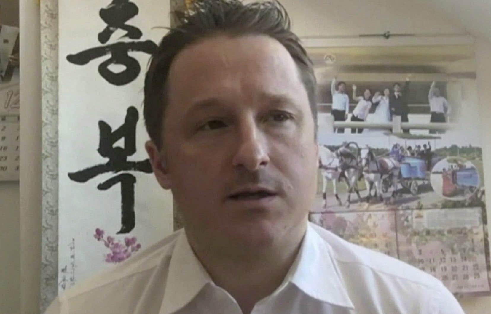 Michael Spavor estle deuxième Canadien arrêté cette semaine en Chine sur des soupçons de menace à la «sécurité nationale».