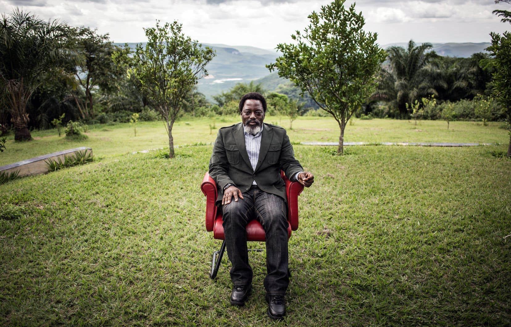 Le président de la RDC, Joseph Kabila, a accepté de ne pas briguer un troisième mandat, ce qui est interdit par la Constitution du pays.