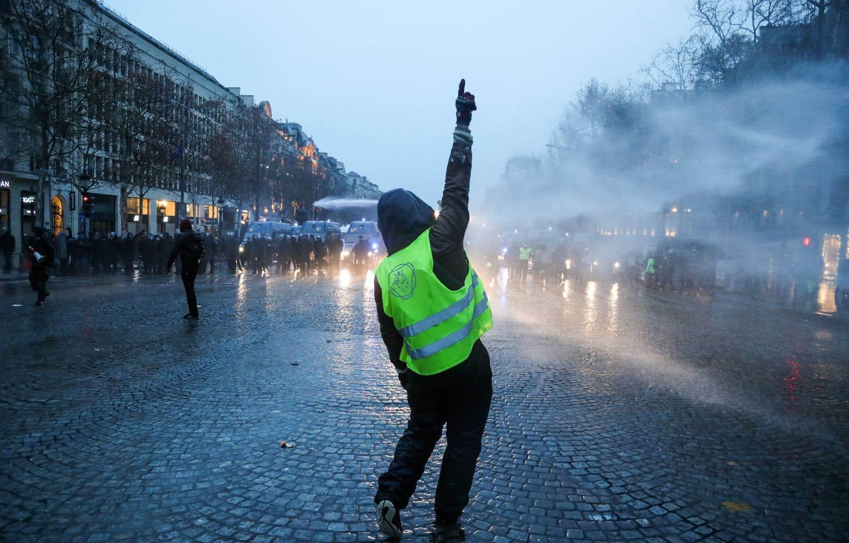 Une nette décrue des violences et de la mobilisation chez les «gilets jaunes» a été observée samedi.