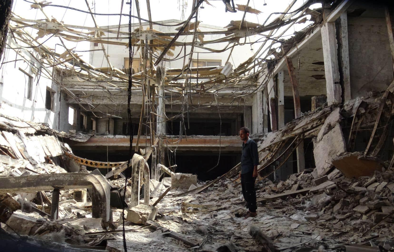 Les armes se sont tues mardi dans la ville de Hodeida, principal front de la guerre au Yémen, mais pour combien de temps?
