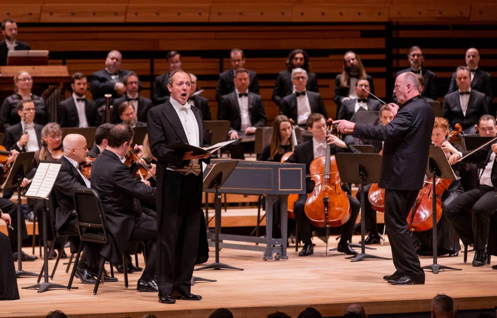 L'OSM a été admirable de précision, prouvant que l'éloquence dans ce répertoire est davantage question de rhétorique que d'instruments.