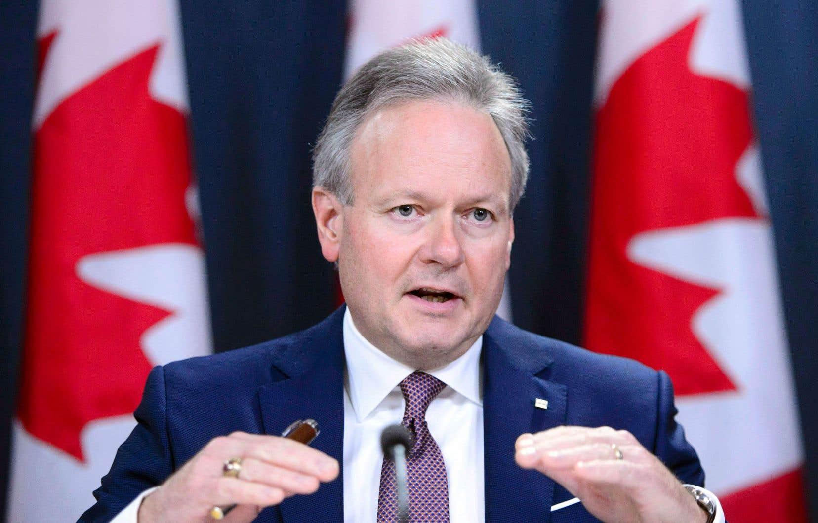 Le gouverneur de la Banque du Canada, Stephen Poloz, n'est pas le premier à mettre en garde contre la menace que pose l'escalade des tarifs commerciaux déclenchée par le président américain, Donald Trump.