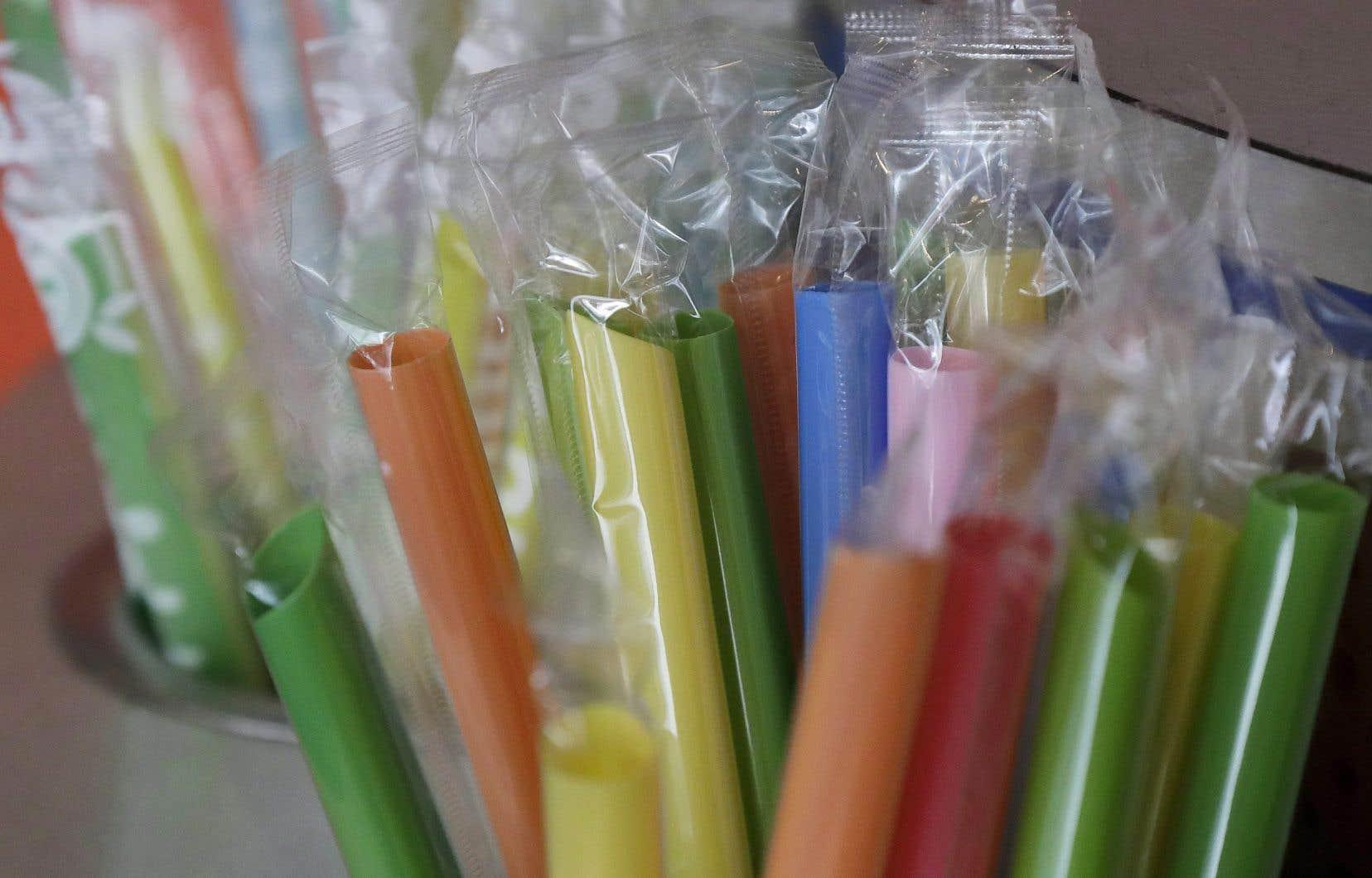 Les pailles en plastique seront interdites dans l'Union européenne.