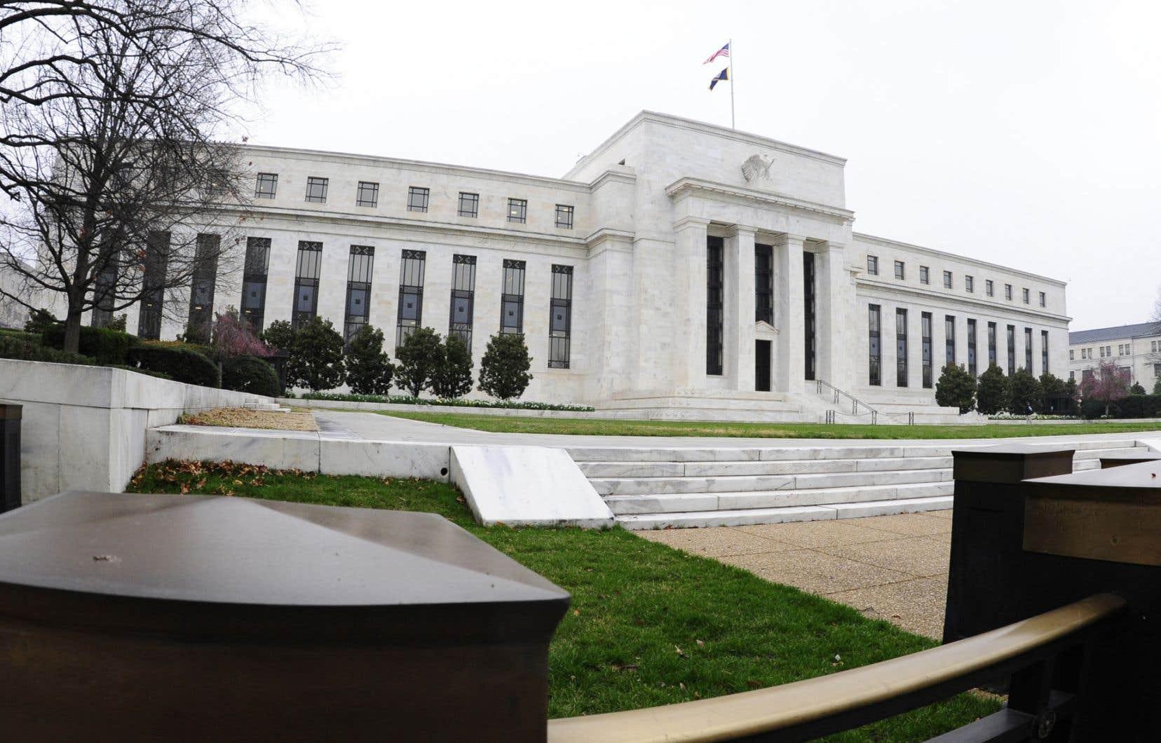 Donald Trump ne cesse de s'en prendre à la Réserve fédérale. Encore récemment, il s'offrait une autre critique bien sentie disant que la Fed était sa «principale menace».