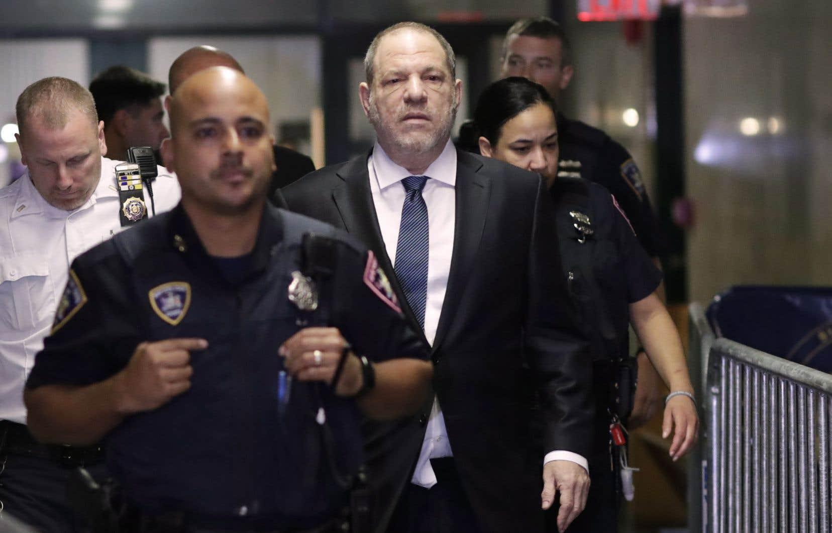 Harvey Weinstein a été accusé de harcèlement et d'agressions sexuelles par plus de 80 femmes.
