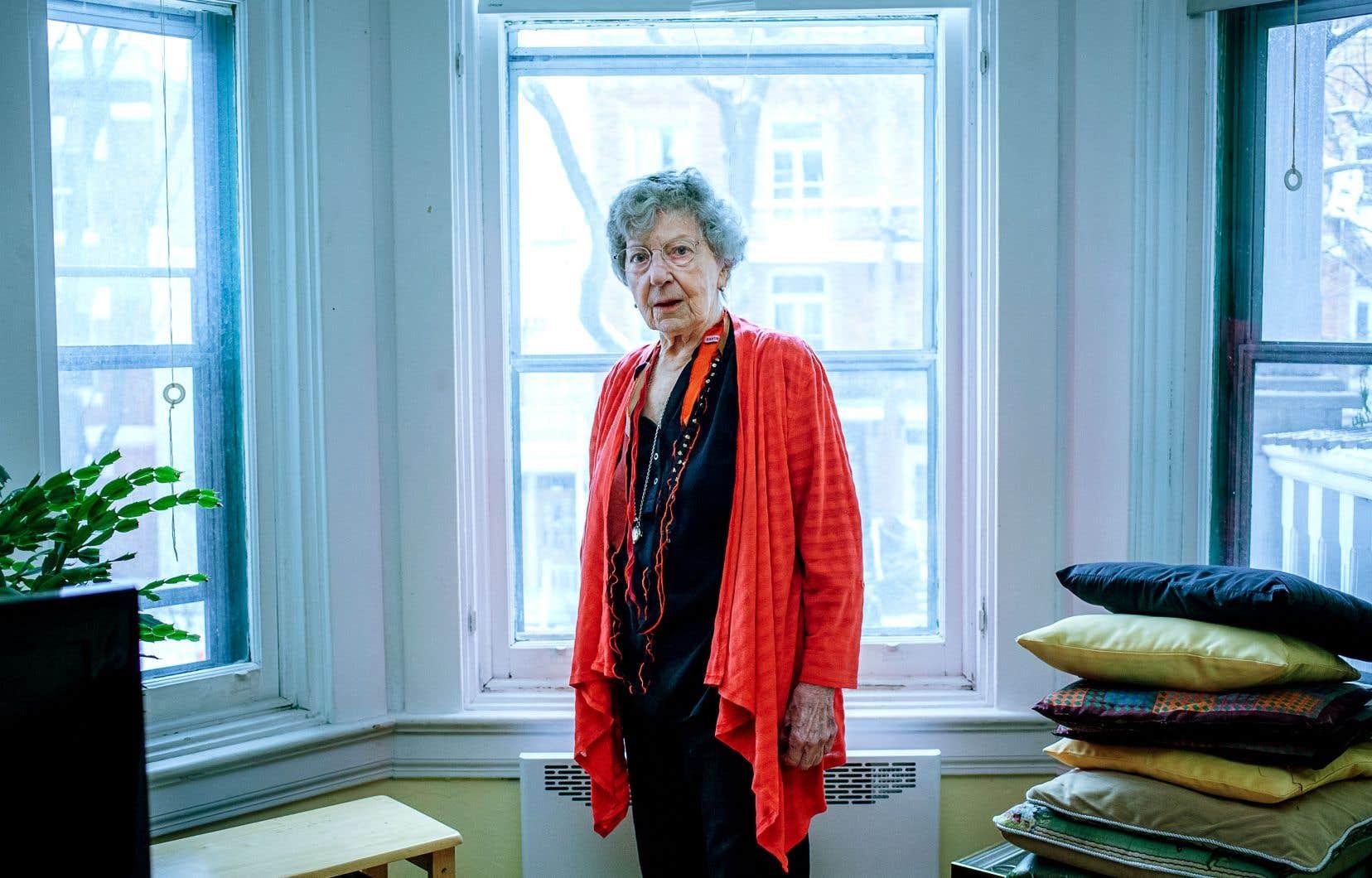 La poète Denise Boucher s'est souvent mesurée aux barricades de ceux qui tentent d'endiguer toute parole souveraine.