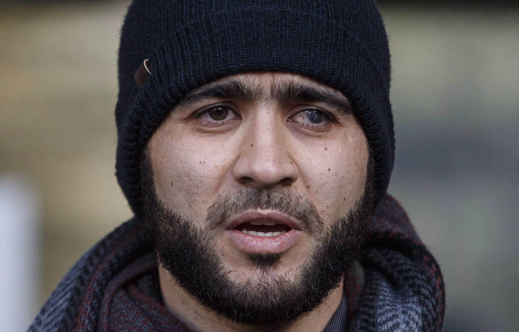 Omar Khadr, aujourd'hui âgé de 32 ans, a obtenu sa libération sous caution en mai 2015.