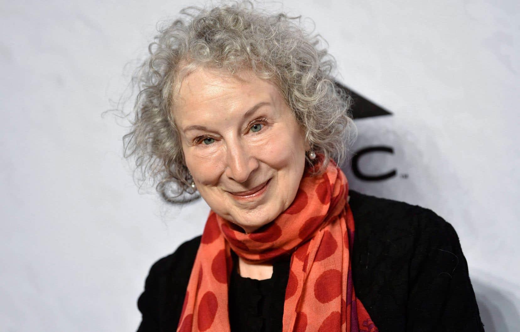 «The Handmaid's Tale», dans sa version anglaise originale, de Margaret Atwood, est arrivé en première position des emprunts de fiction faits à la Grande Bibliothèque du Québec en 2018.
