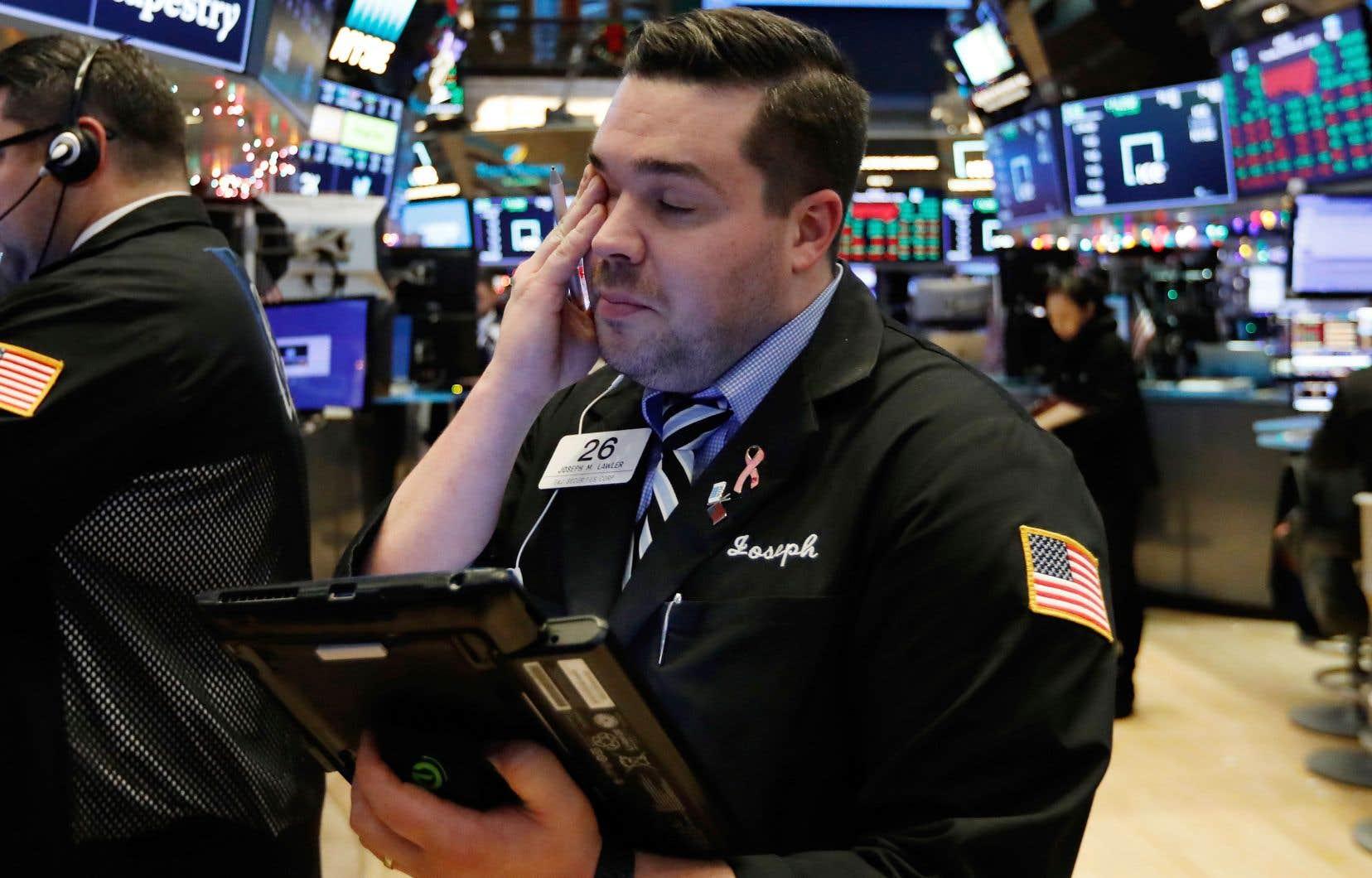 Le S&P 500 a gagné 0,9% à 2448,83, l'indice Dow Jones a grimpé de 1,1% à 23138,82 et le Nasdaq a pris 0,4% à 6288,30.
