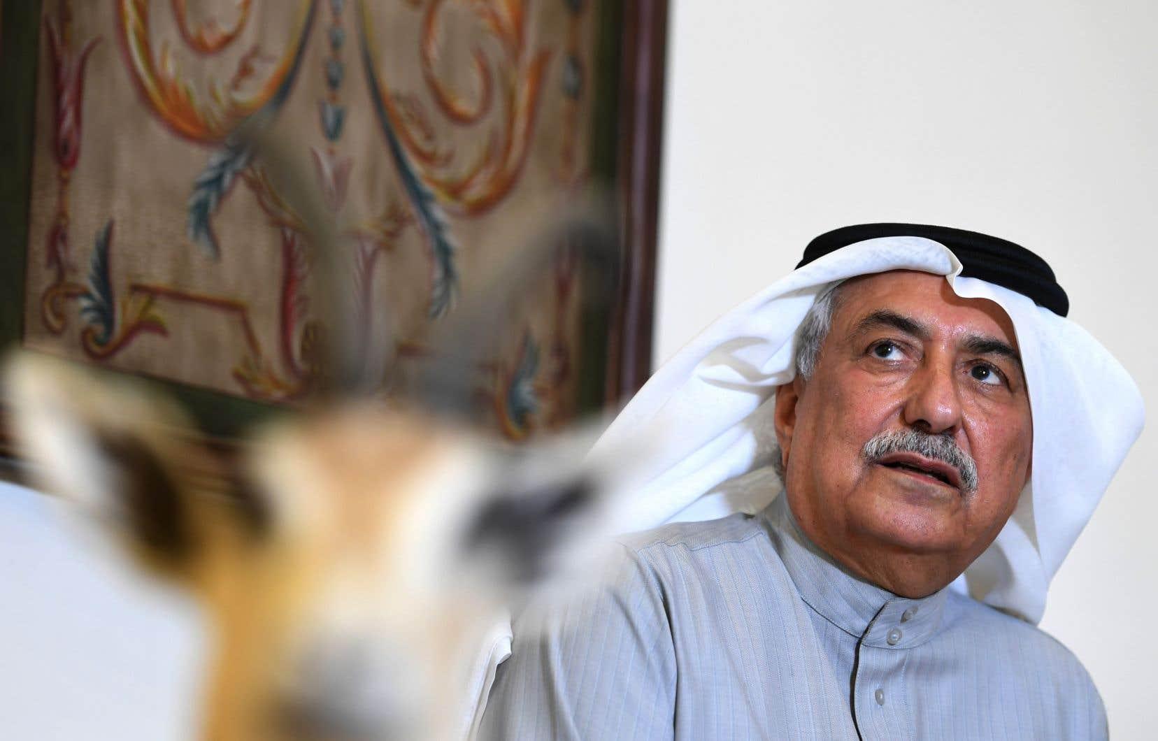Ibrahim al-Assaf a été nommé ministre des Affaires étrangères de l'Arabie saoudite dans le cadre d'un remaniement ministériel jeudi.