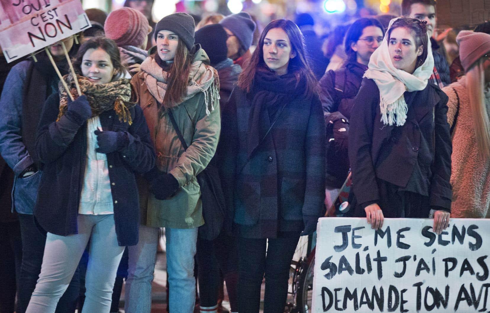 «Dans la foulée de mouvements tels que #MoiAussi, il est devenu moins difficile de dénoncer des agressions qu'il y a 20 ou 40ans», affirme l'auteur.