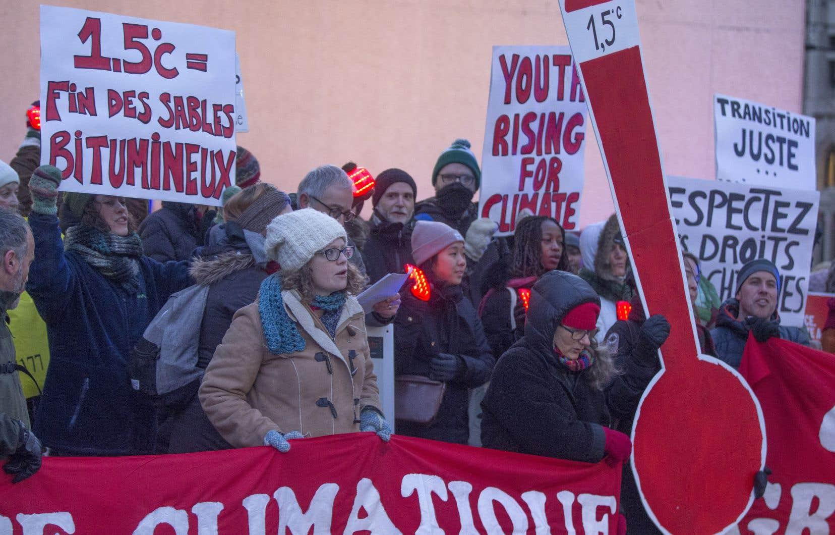 Le Québec n'est pas en voie d'atteindre sa cible de réduction d'émissions de gaz à effet de serre pour 2020.