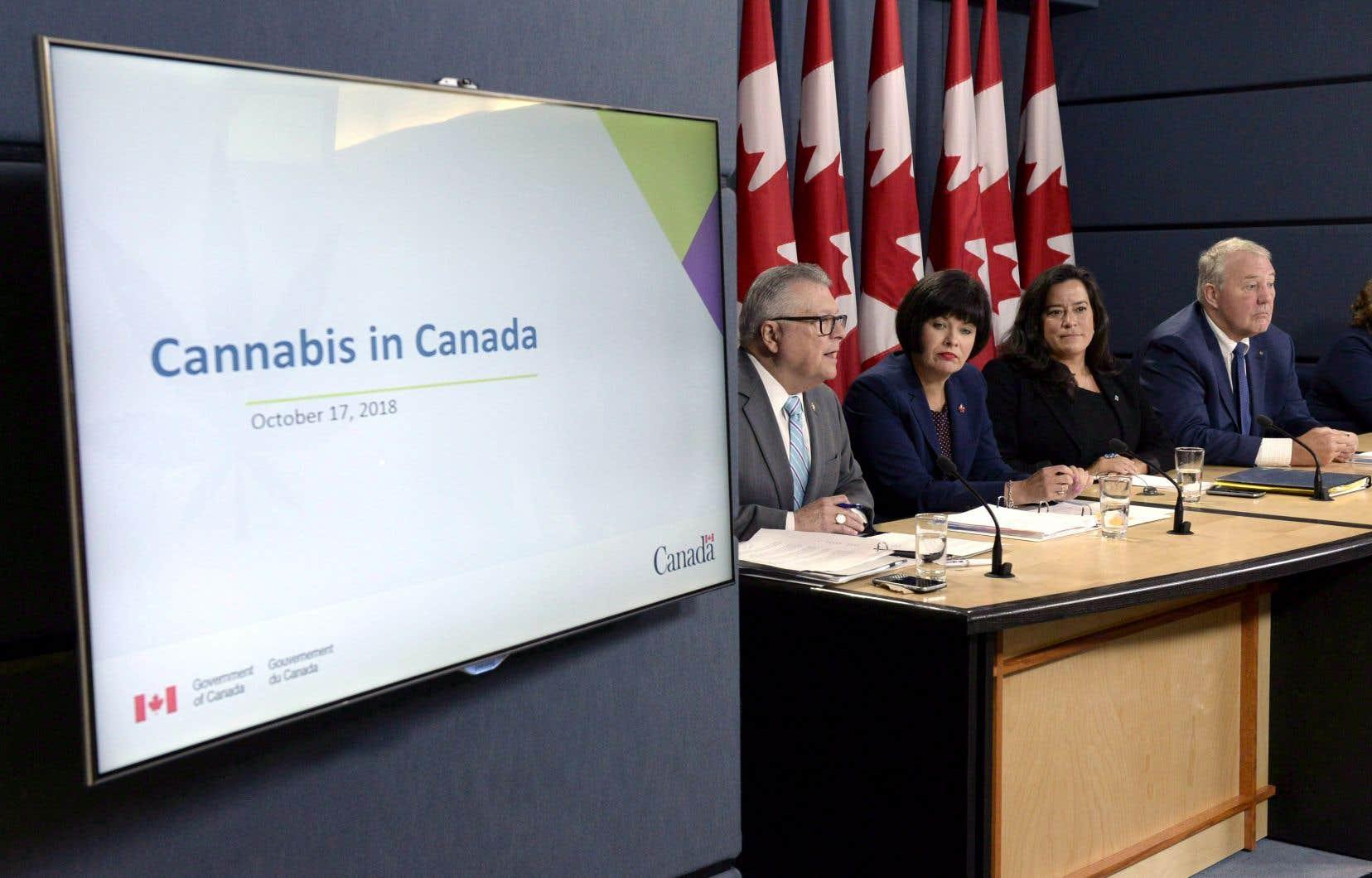 En 2018, la marijuana a été légalisée comme prévu, un projet de réglementation des produits comestibles a été proposé et Ottawa a promis de faciliter les demandes de pardon pour les personnes condamnées pour possession de cannabis dans le passé, quoique le projet de loi n'ait toujours pas été déposé.