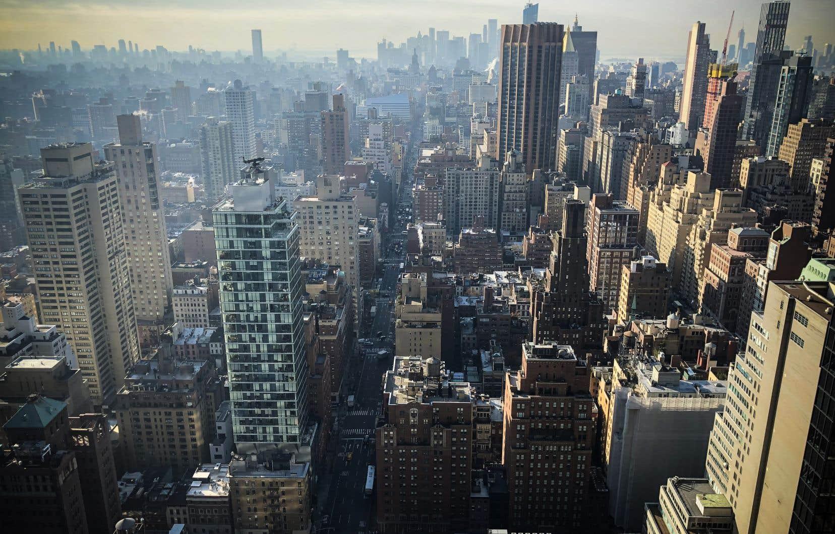 New York a enregistré une fin d'année historique et connu, notamment, mi-octobre, son premier week-end sans fusillade depuis 25 ans.