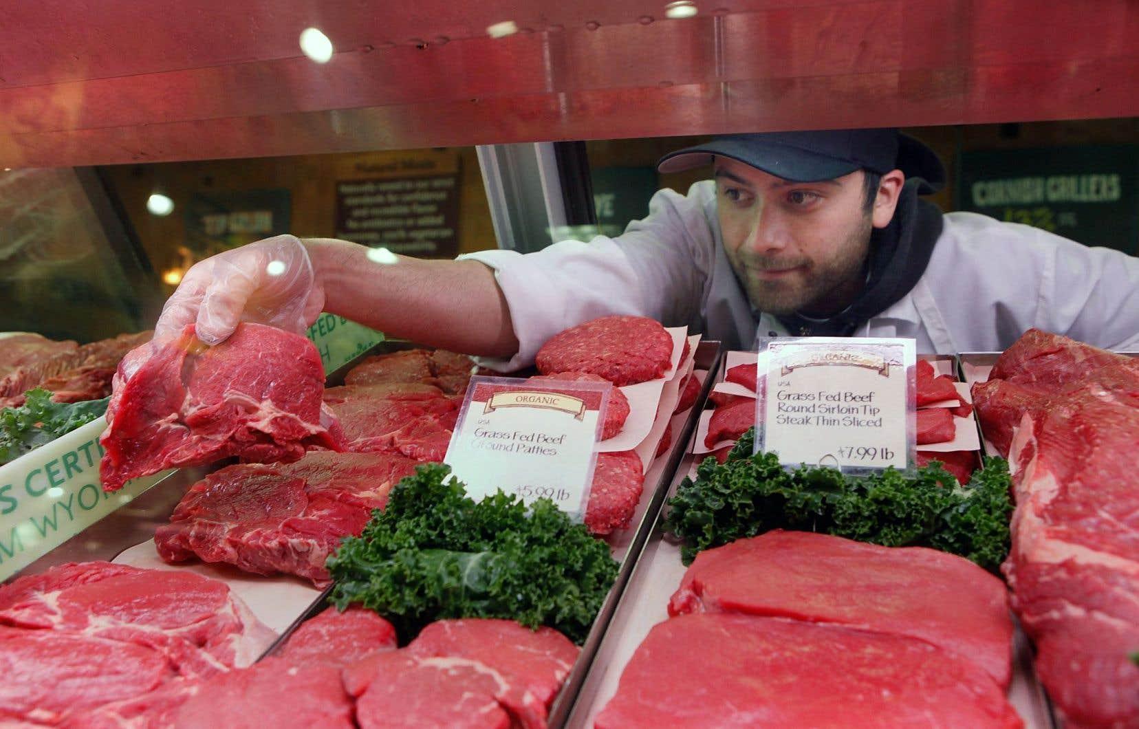 Dans les pays riches, où la consommation de bœuf est élevée, le pourcentage de vies épargnées pourrait même être de 5%.