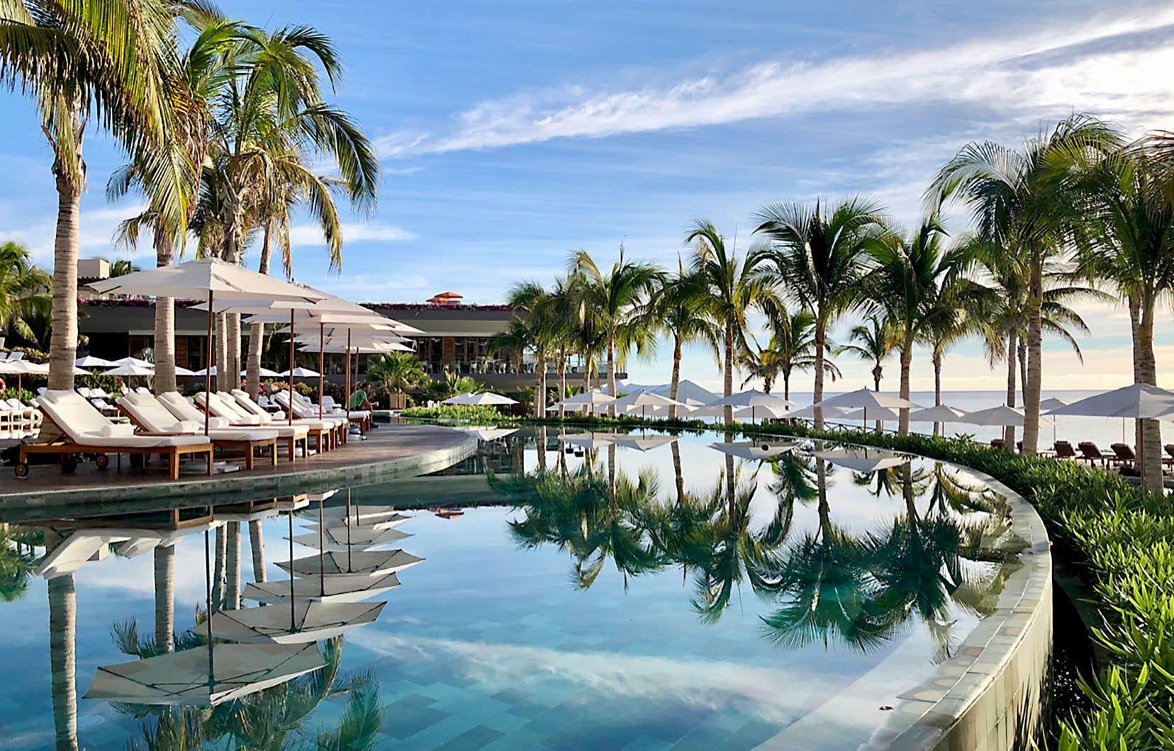 Plaisirs de la table et environnement sont exceptionnels au tout-inclus mexicain Grand Velas Los Cabos.