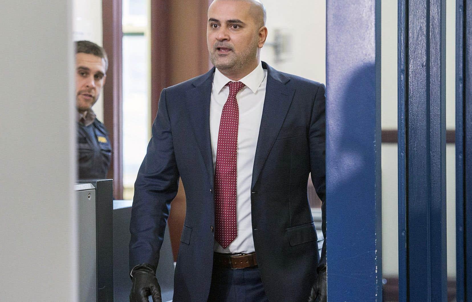 Bassam Al-Rawi fait face à un chef d'agression sexuelle, pour des événements qui se seraient produits en mai 2015.