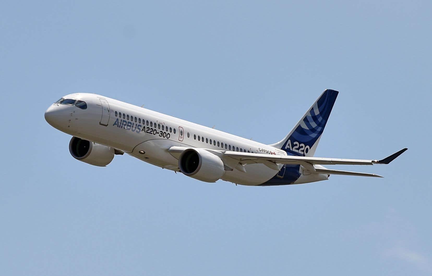 Delta a décidé de convertir certaines commandes, ce qui fait en sorte que 50 des 90 appareils achetés seront des A220-300.