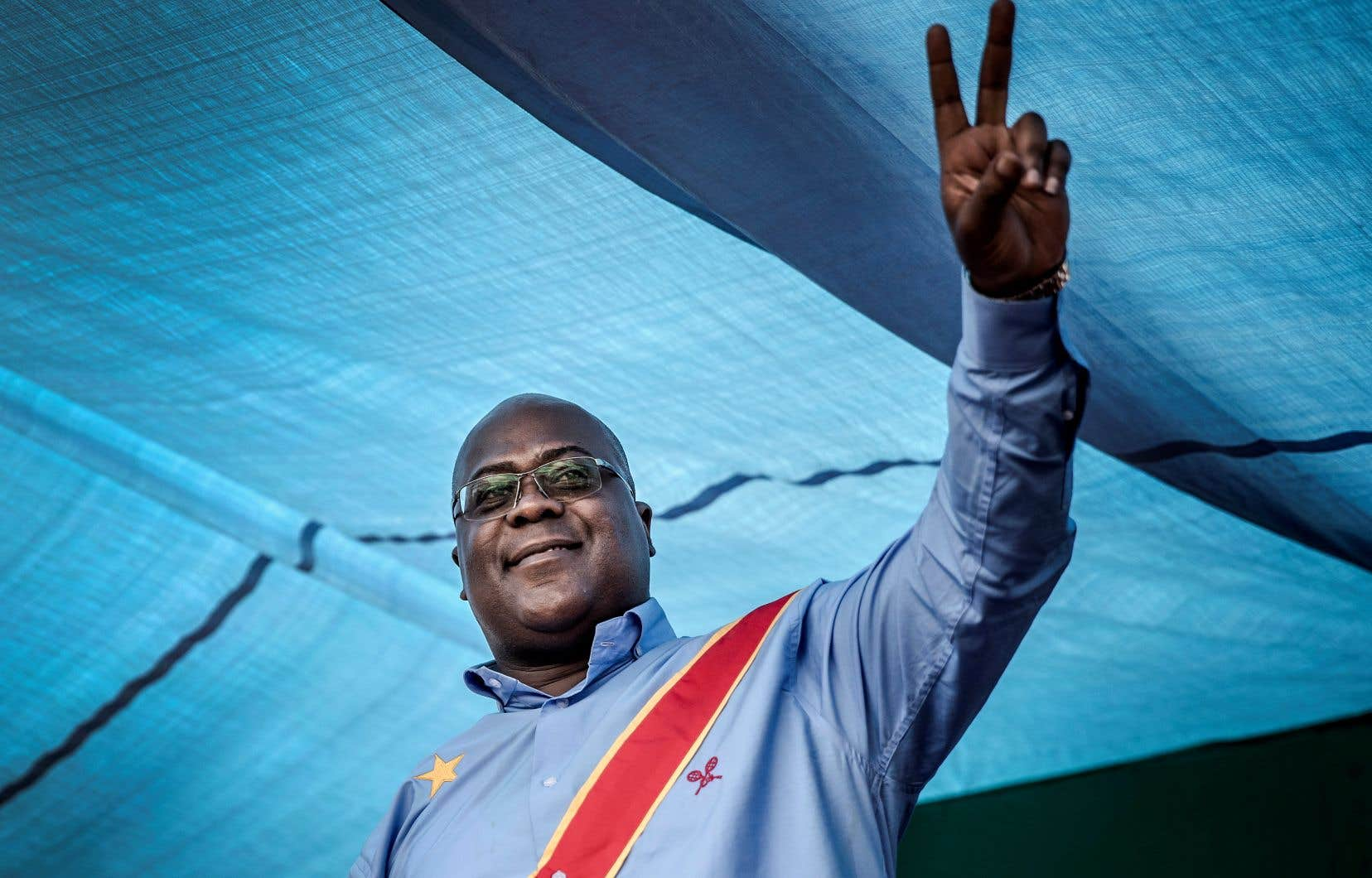 Félix Tshisekedi, fils encore méconnu de l'icône de l'opposition, le regretté Étienne Tshisekedi, a réussi ce que son père recherchait depuis des décennies.