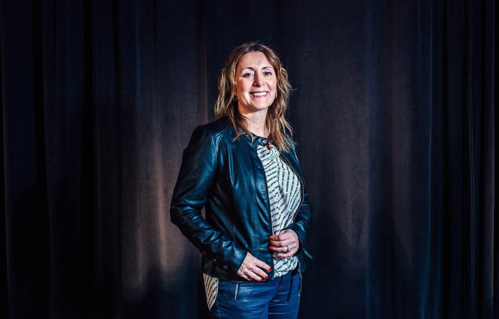 Les mots de la scénariste Chantal Cadieux donneront vie aux personnages d'«Une autre histoire».