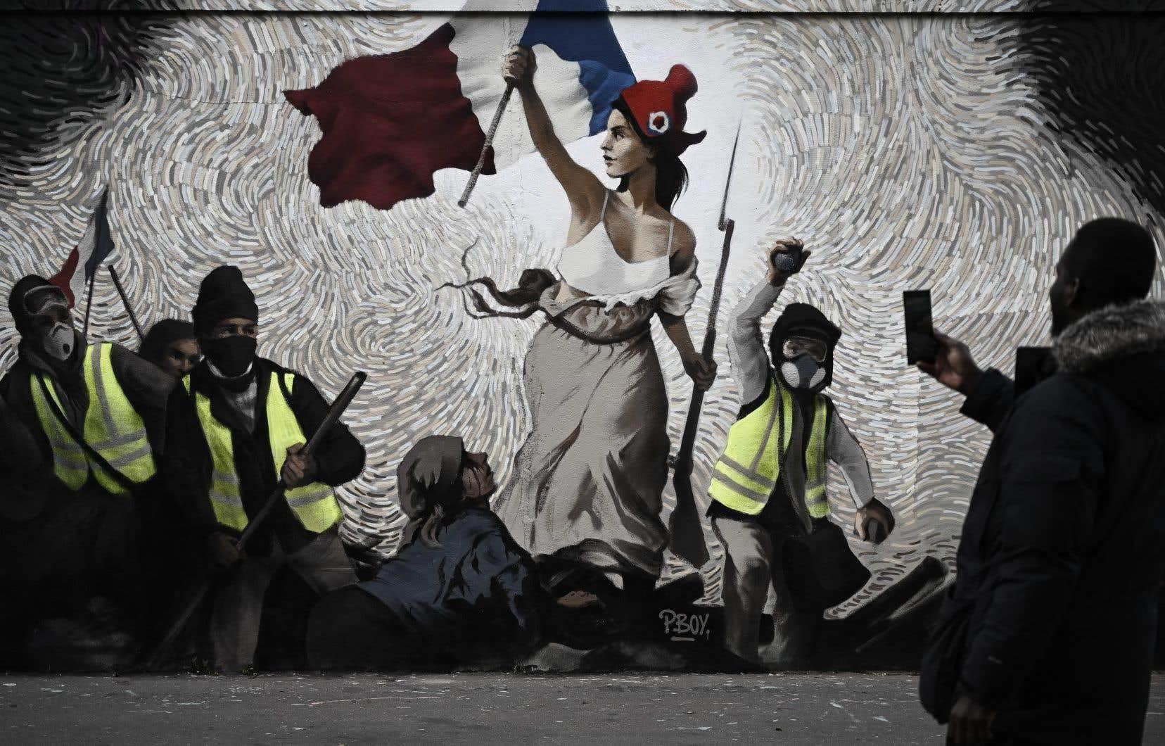 En France, les manifestations des «gilets jaunes» ont refroidi les ardeurs de nombre de touristes étrangers.