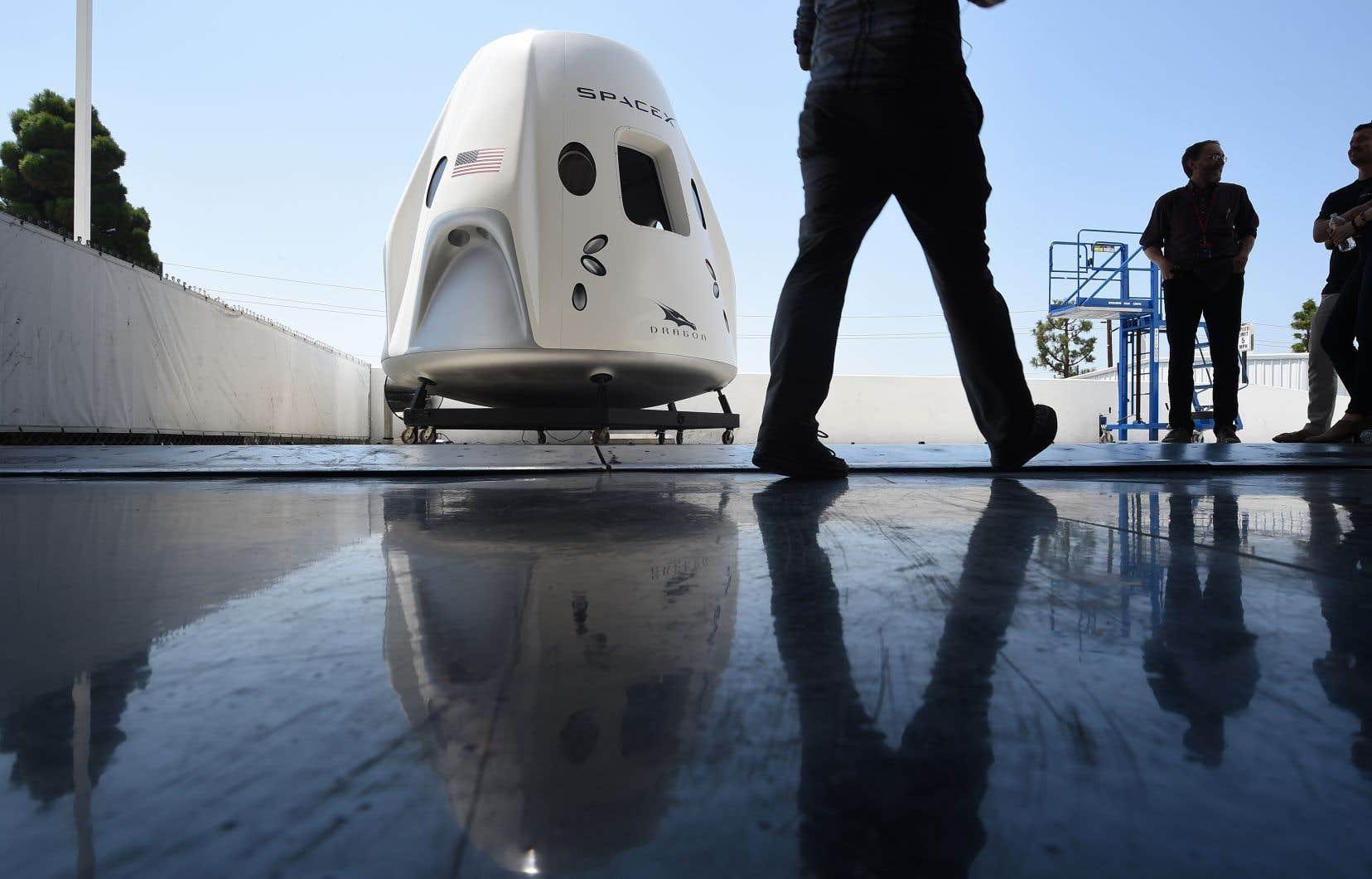 Selon un courriel de la présidente de SpaceX, Gwynne Shotwell, envoyé aux employés, cette réduction d'effectifs «est une décision très difficile mais nécessaire».
