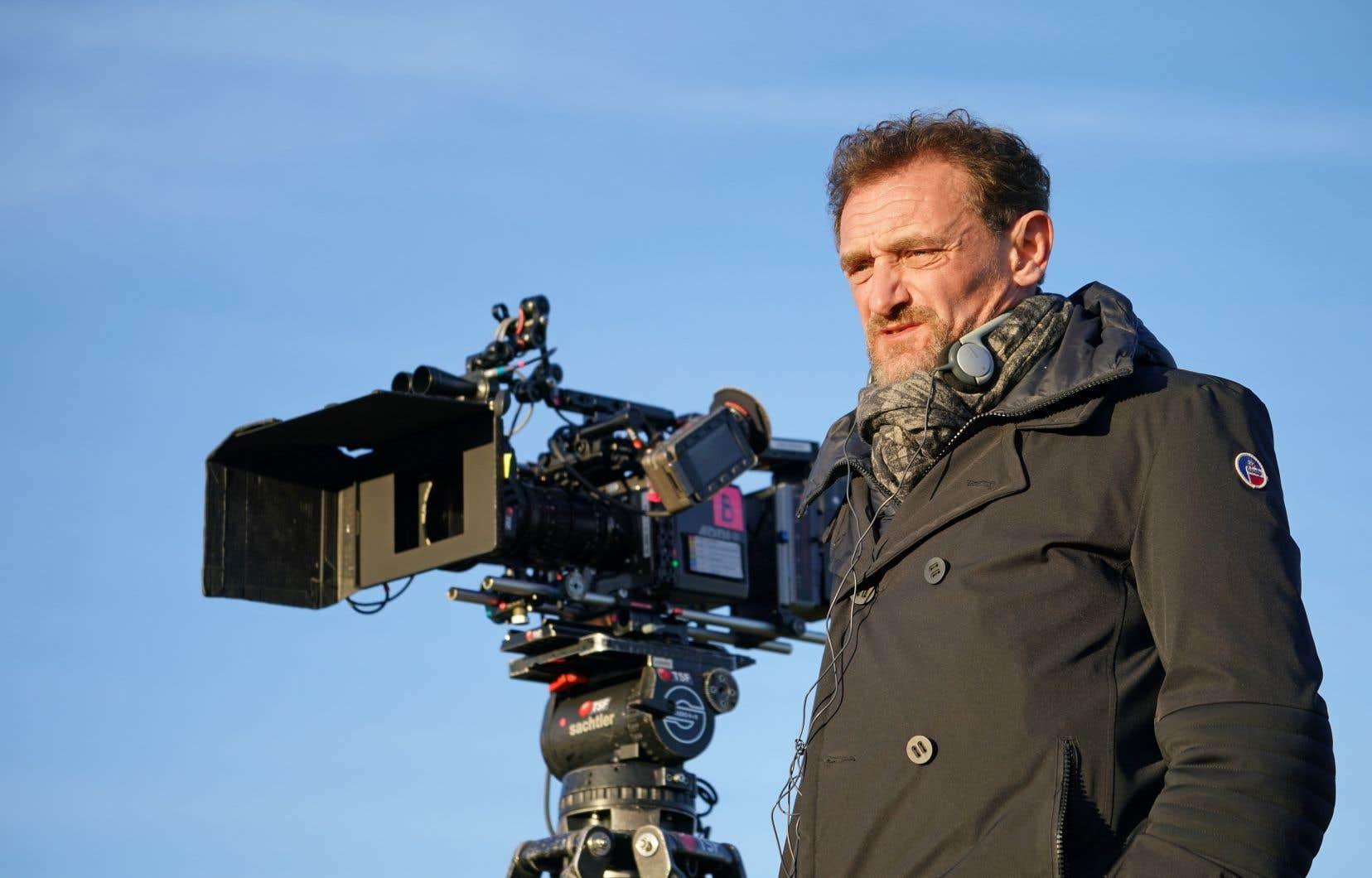 Dans son dernier film, «Lola et ses frères», Jean-Paul Rouve est à la fois devant et derrière la caméra.