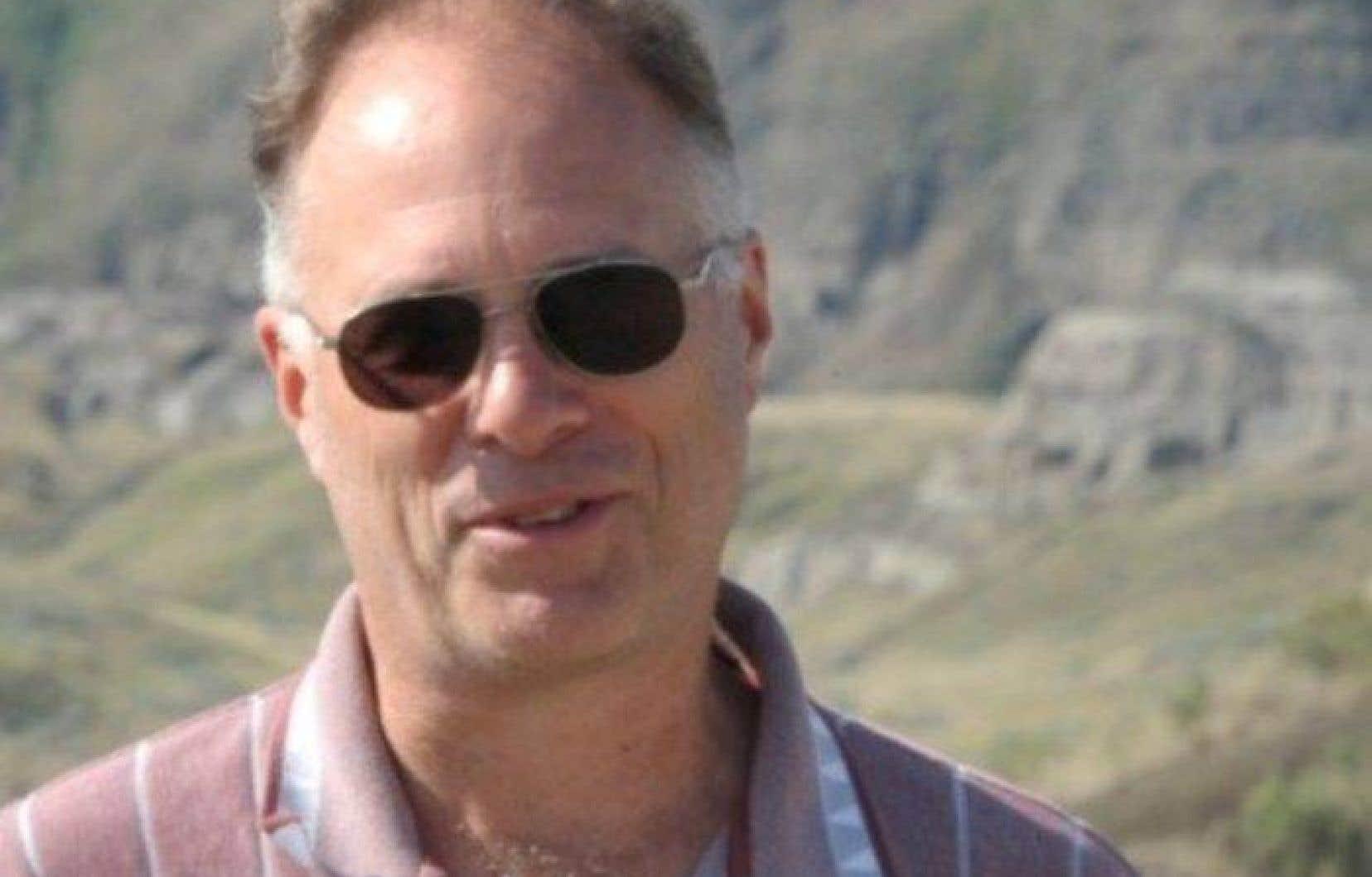 Kirk Woodman travaillait pour la société minière vancouvéroise Progress Mineral.