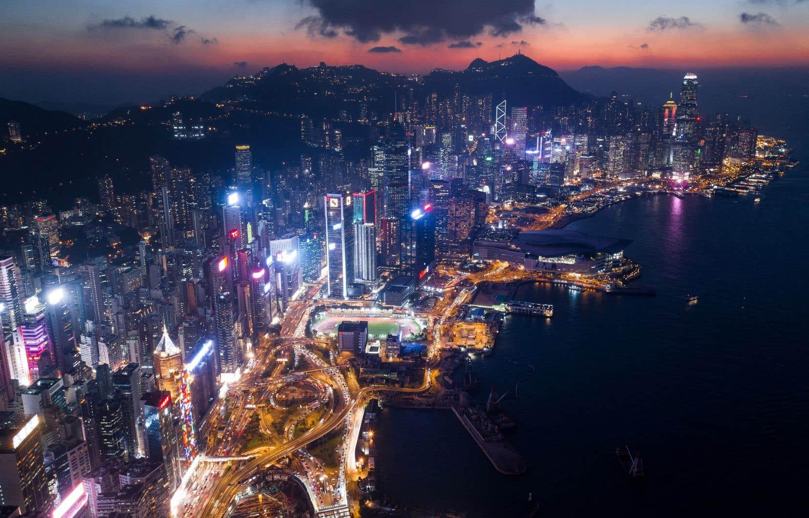 La région de l'Asie-Pacifique, dont Hong Kong fait partie, a reçu 343 millions de touristes en 2018, une hausse de 6%.