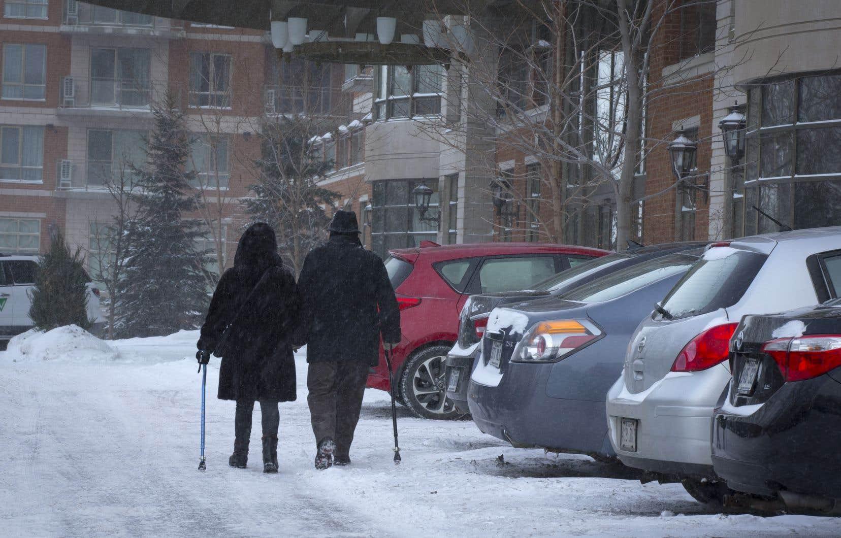 La résidence pour personnes âgées Lux Gouverneur, dans l'est de Montréal