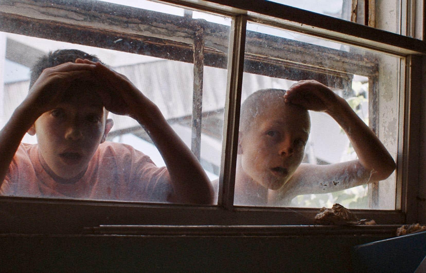<em>Fauve</em> (photo ci-dessus) et <em>Marguerite</em> sont tous deux nommés dans la catégorie du meilleur court métrage de fiction.