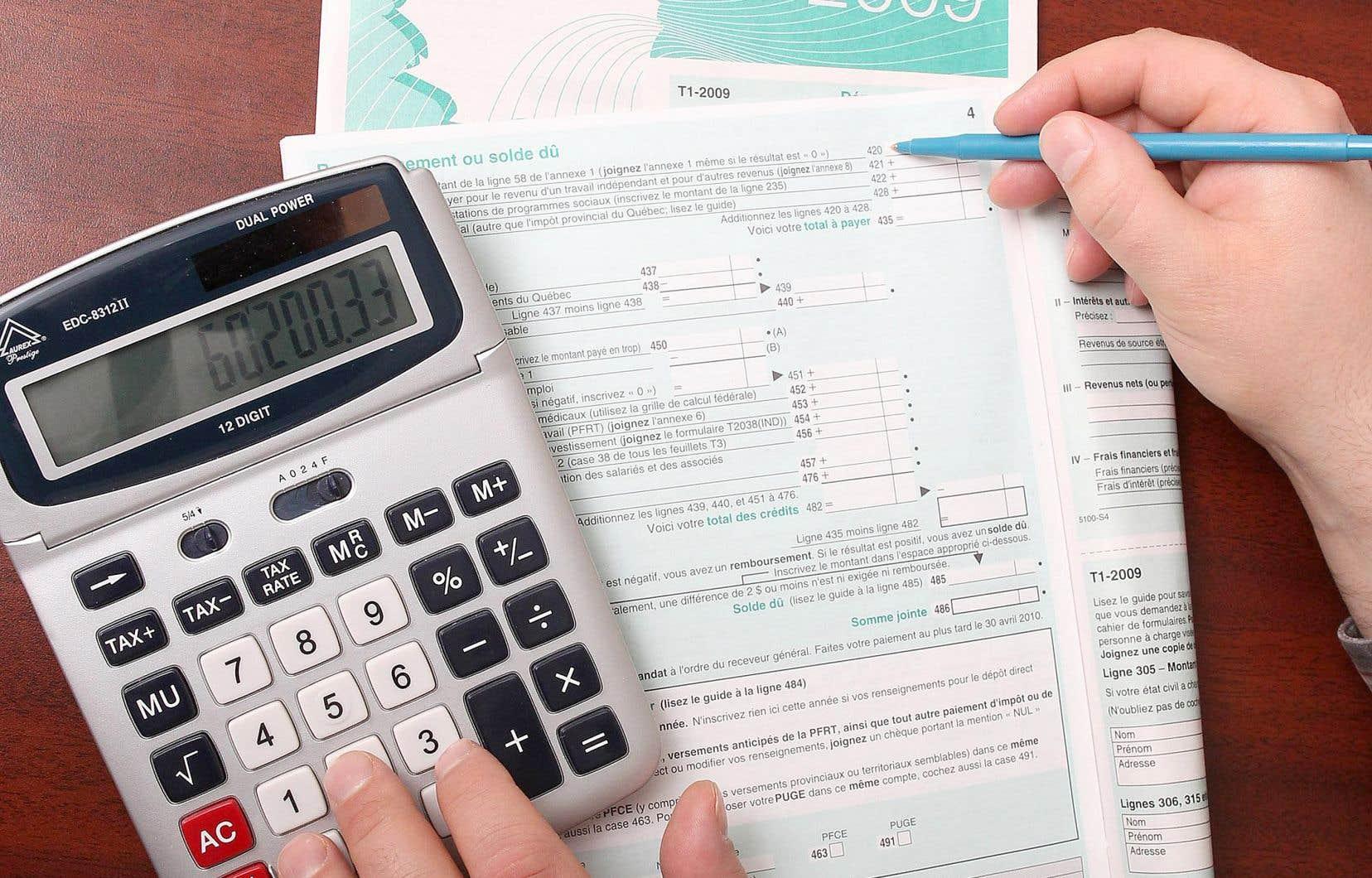 Les syndicats de l'Agence du revenu du Canada ont convaincu le NPD de retirer son appui à une déclaration de revenus unique administrée par le Québec.