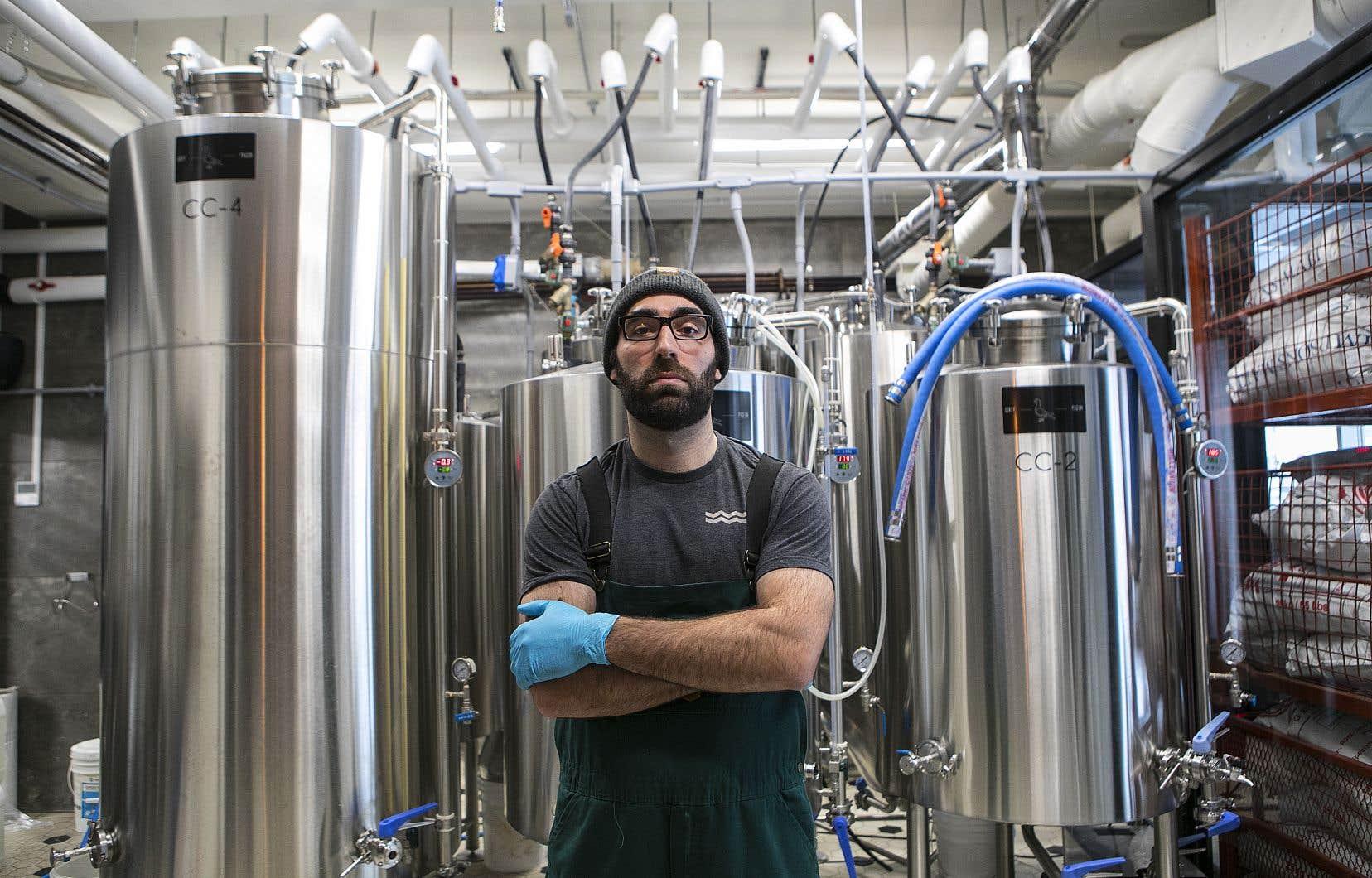 De l'avis d'Olivier Dupras, brasseur en chef du pub Isle de Garde à Montréal, la lager sera la prochaine grande tendance dans le monde brassicole, entrant ainsi en totale rupture avec les saveurs parfois excessives des bières à la mode.