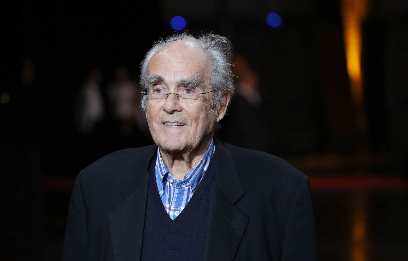 Michel Legrand en 2014