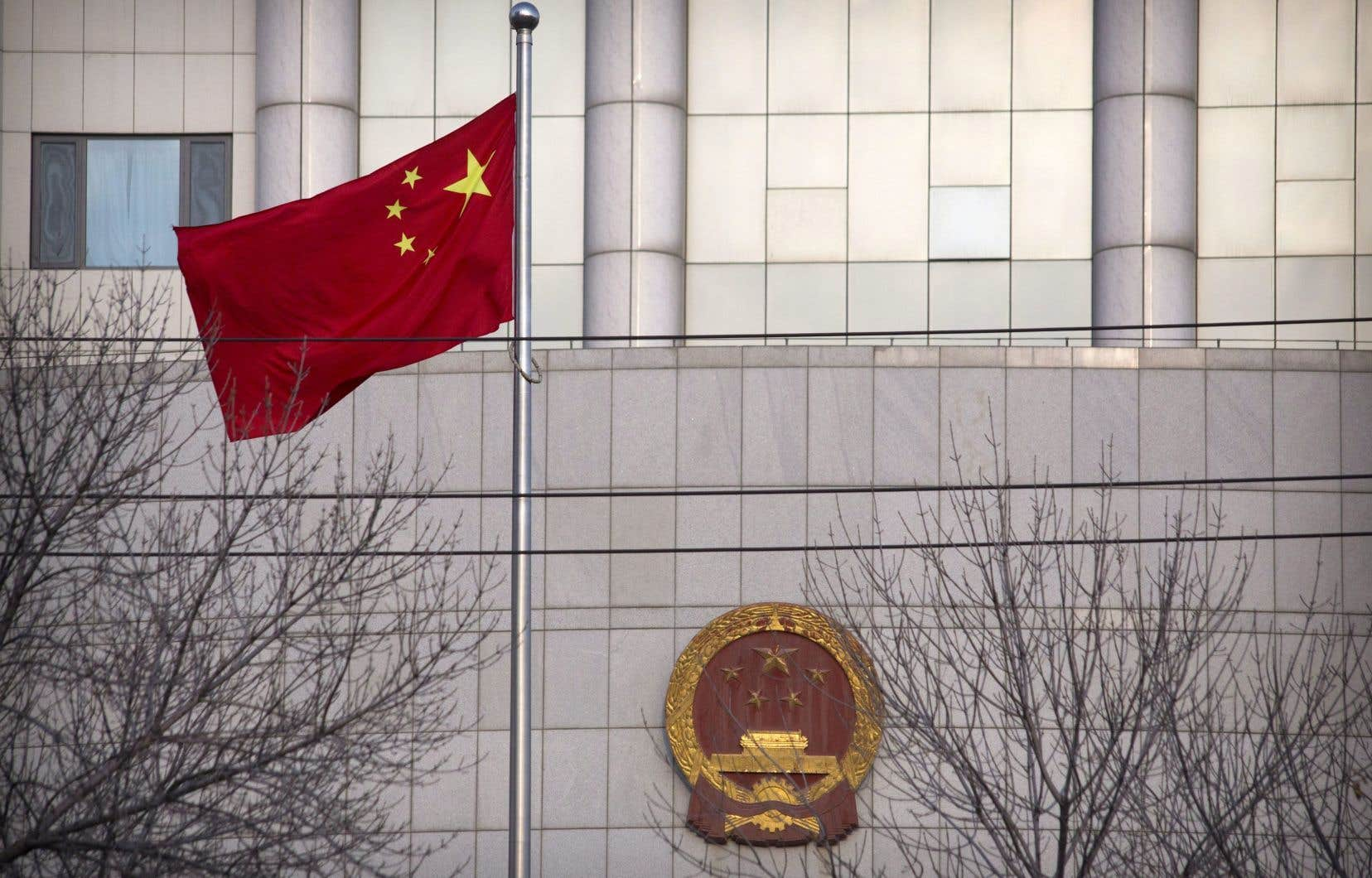 Deux Canadiens, Michael Kovrig et Michael Spavor, sont déjà détenus en Chine depuis le mois de décembre, car les autorités chinoises les accusent d'avoir mis en danger la sécurité nationale.