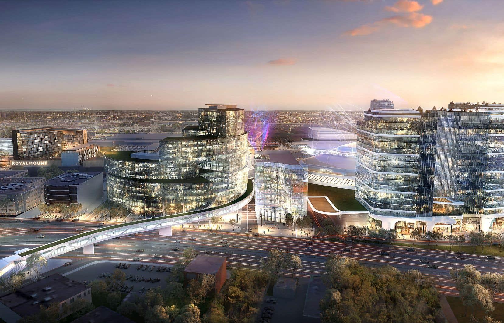 Le projet de CarbonLeo, dans sa version actuelle, n'a rien, ou si peu, d'un développement axé sur les transports collectifs et actifs, et ce, malgré sa densité et la proximité de la station de métro De la Savane.