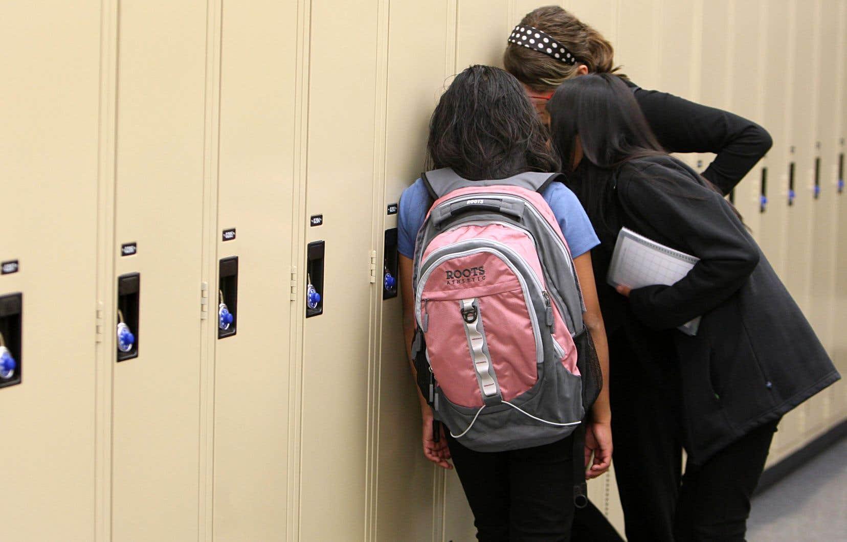 Depuis le?21?janvier dernier, plus de 80 élèves francophones ont été accueillis par les écoles secondaires de langue anglaise Riverdale et Lindsay.