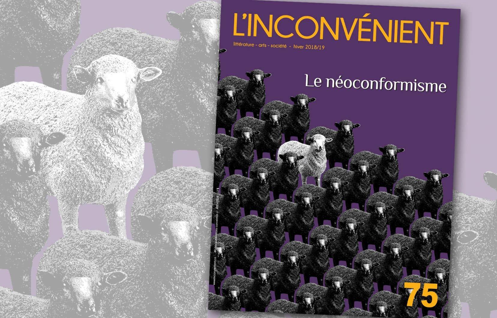 «L'inconvénient», hiver 2018-2019, no 75.