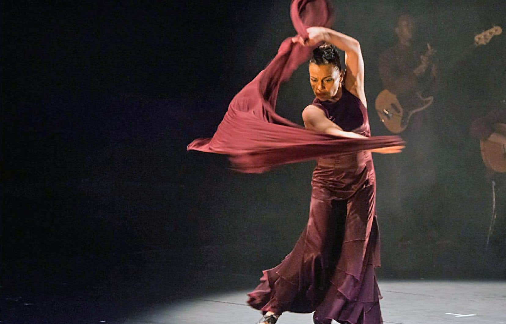 L'étoile Soledad Barrio