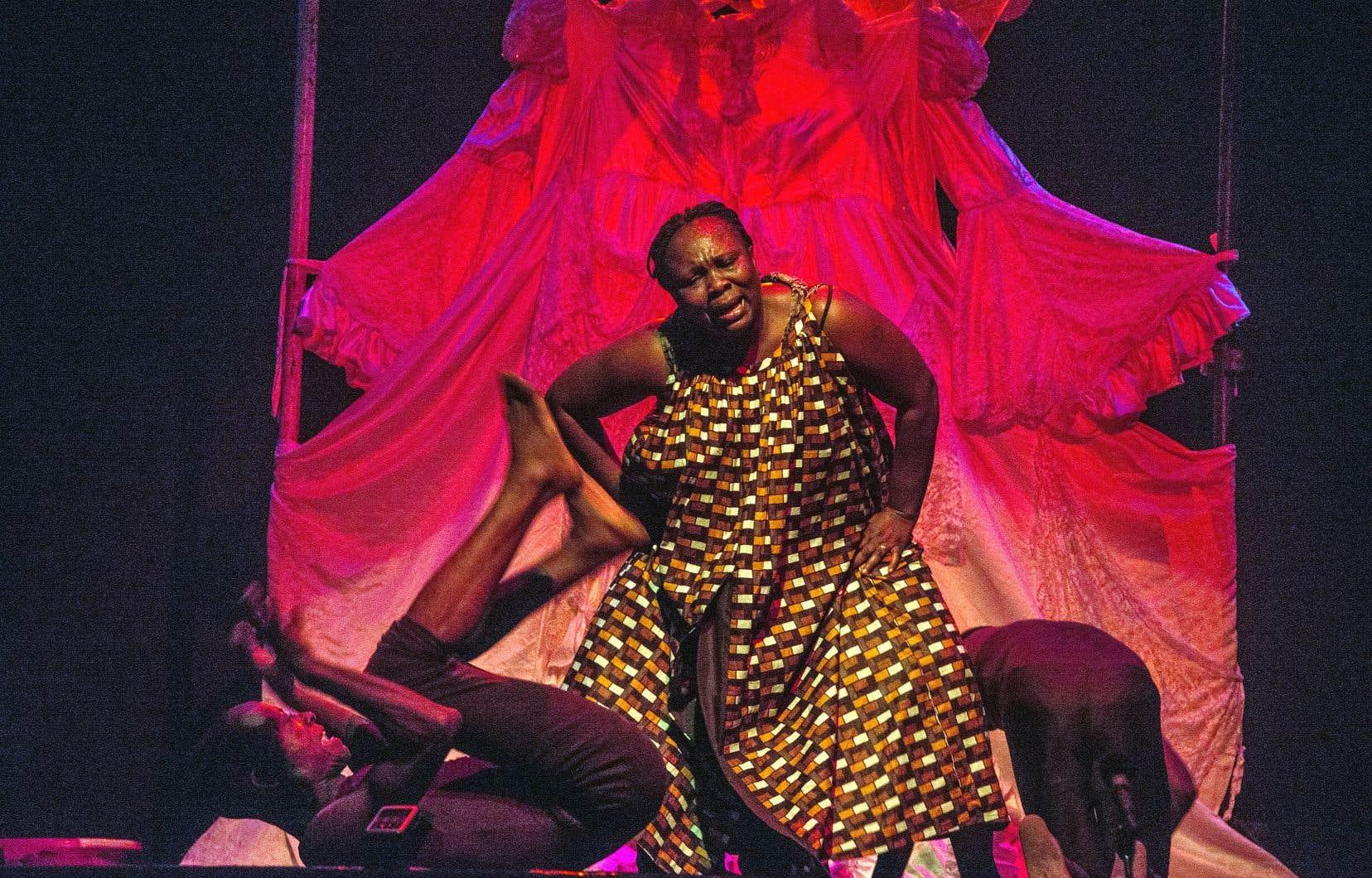 La pièce «Bongo Té, Tika!» dénonce les violences que subissent les femmes en République démocratique du Congo.