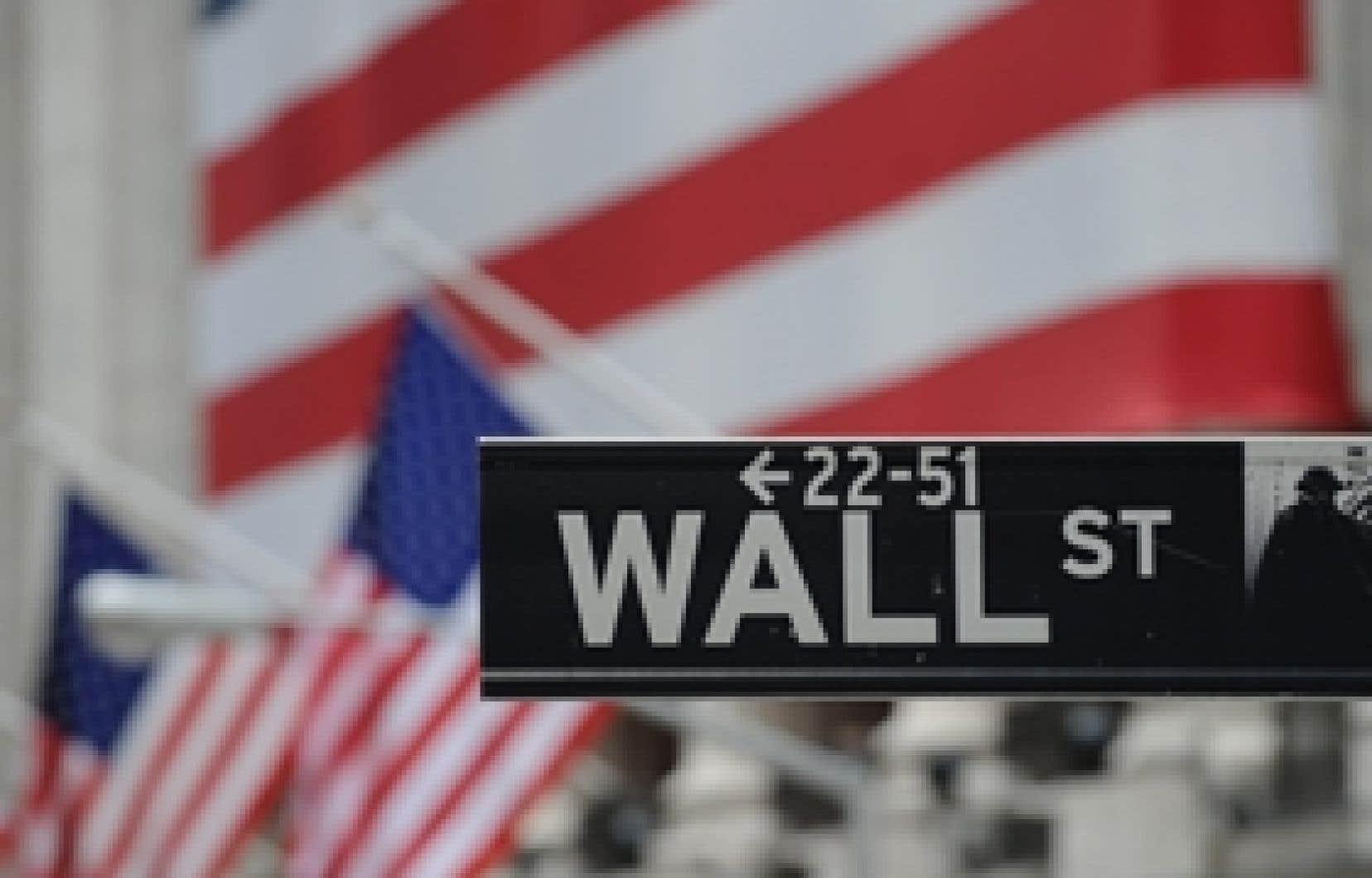 Wall Street, le centre névralgique de l'économie américaine