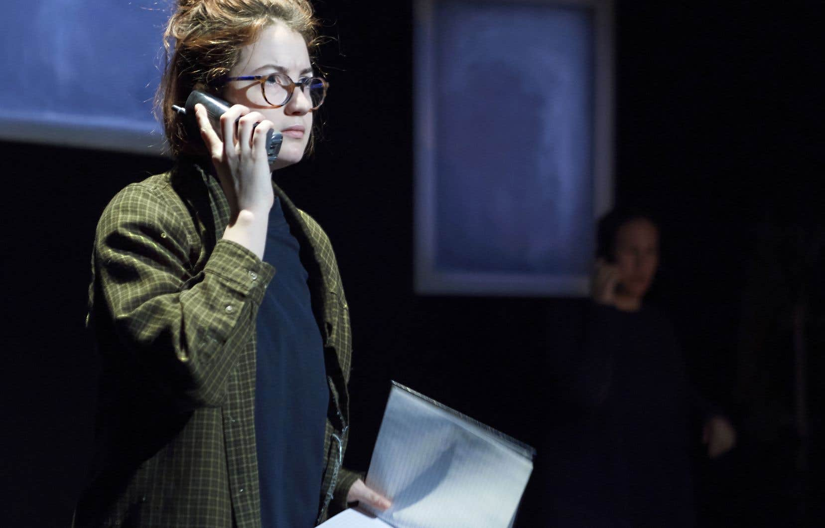 Simone Latour Bellevance interprète le rôle de Sophie.