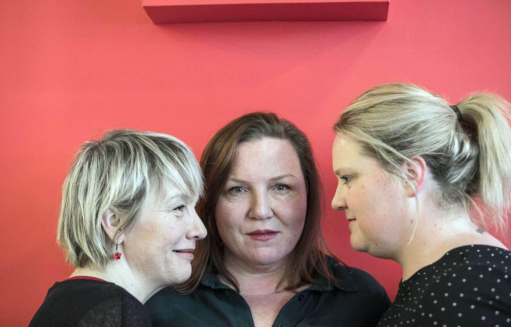 Kathleen Fortin rend hommage à André Gagnon, Debbie Lynch-White à de grandes femmes de la chanson, et Dominique Quesnel à l'éternel Leonard Cohen.
