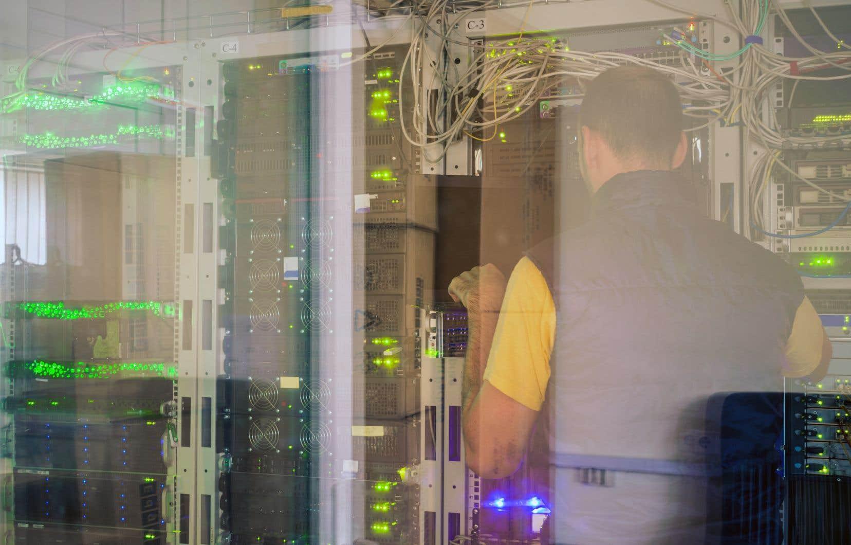 L'État québécois dépense annuellement quelque 4,5 milliards de dollars pour ses ressources informatiques.