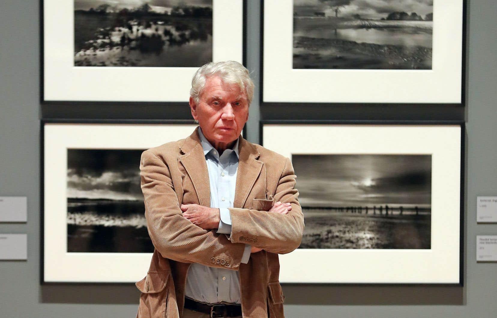 L'œuvre du photojournaliste britannique Don McCullin, adulé pour son travail en noir et blanc qui plonge au cœur de la guerre et de la pauvreté dans le monde, est à l'affiche de la Tate Britain jusqu'au 6 mai.