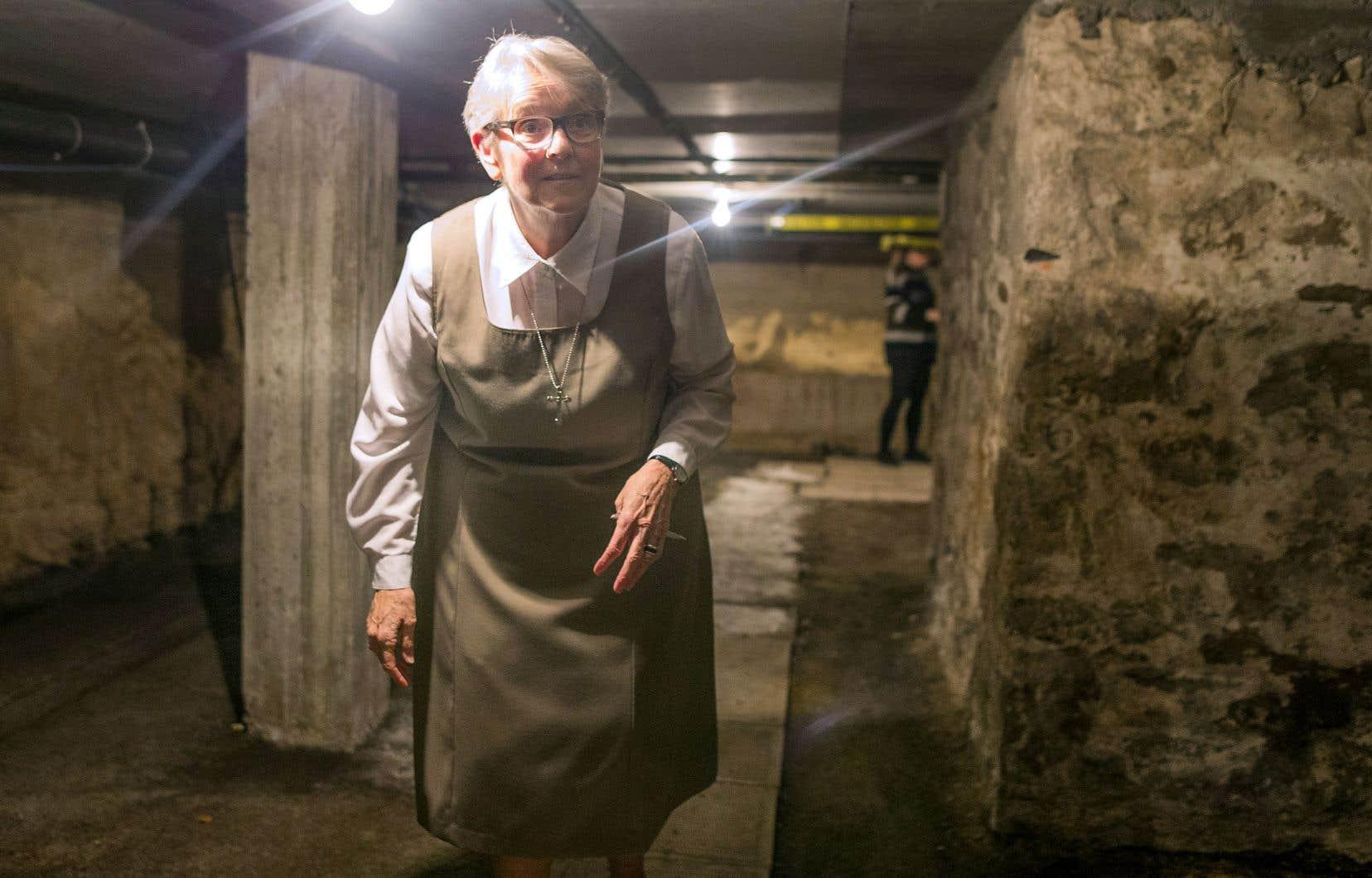 Les Sœurs grises consacreraient 4millions au projet de mise en valeur du bâtiment patrimonial, a affirmé la supérieure générale de la congrégation, sœur Aurore Larkin.